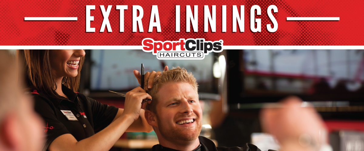 The Sport Clips Haircuts of Maple Grove - Dunkirk Square Extra Innings Offerings